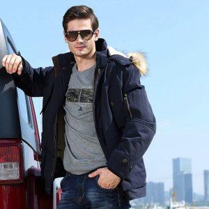 เสื้อกันหนาวผู้ชาย เสื้อแจ็คเก็ตผู้ชาย